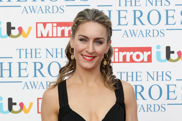 Amy Williams 'NHS Heroes Awards' - Red Carpet Arrivals