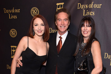 Amy Yasbeck 'Days of Our Lives' 50th Anniversary Celebration