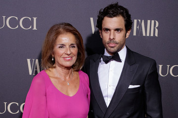 Ana Botella 'Vanity Fair Personality Of The Year' Gala In Madrid