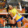 Ana Carolina Da Silva FIVB Women's World Championship 2nd Round - Day 1