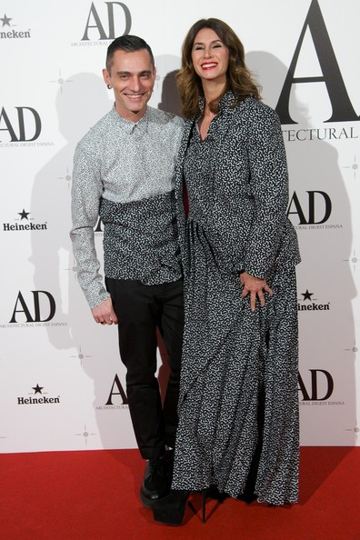 Arrivals at the AD Awards