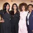 Anansa Sims The Teen Vogue Summit LA: Keynote Conversation With 'A Wrinkle In Time' Director Ava Duvernay and Actresses Rowan Blanchard and Storm Reid