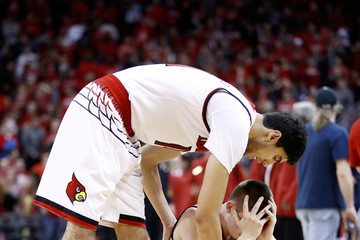 Anas Mahmoud Virginia Vs. Louisville