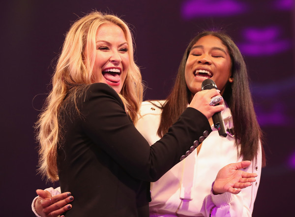 Anastacia And Rose May Alaba Photos Photos Zimbio