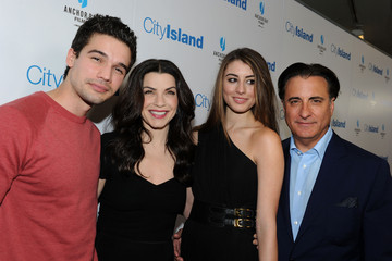 """Andy Garcia Julianna Margulies Anchor Bay Films' Presents """"City Island"""" - Red Carpet"""