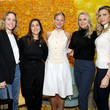 Andee Olson Saks Hosts Panel Discussion On Power Dressing With Bumble's Sara & Erin Foster And Designer Andrea Lieberman