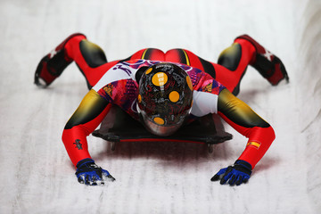 Ander Mirambell Winter Olympics: Skeleton