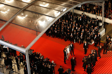 Anders Danielsen Lie 'Personal Shopper' - Red Carpet Arrivals - The 69th Annual Cannes Film Festival