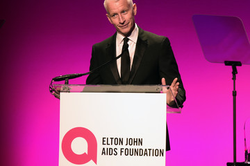 Anderson Cooper 13th Annual An Enduring Vision Benefit Show