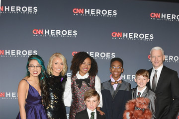 Anderson Cooper CNN Heroes 2017 - Red Carpet Arrivals