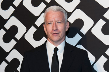 "Anderson Cooper Diane von Furstenberg's ""Journey Of A Dress"" Opening Party - Arrivals"