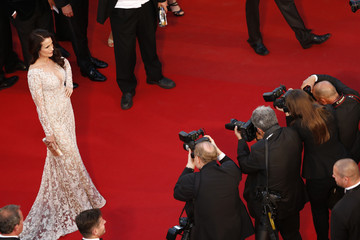 Andie MacDowell 'The Sea Of Trees' Premiere - The 68th Annual Cannes Film Festival