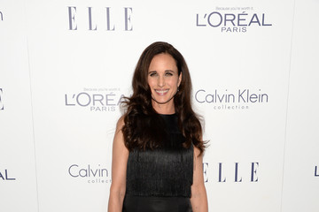 Andie MacDowell 22nd Annual ELLE Women in Hollywood Awards - Arrivals