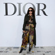 Andie MacDowell Dior : Photocall - Paris Fashion Week Womenswear Fall/Winter 2020/2021