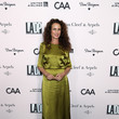 Andie MacDowell 2019 LA Dance Project Gala, Cocktail Hour Hosted by Dom Pérignon