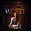 Andie MacDowell 14th Annual L'Oreal Paris Women Of Worth Awards