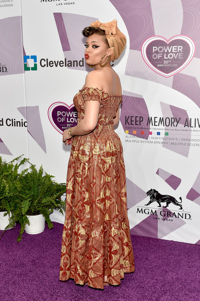 Keep Memory Alive's 20th Annual Power Of Love Gala - Red Carpet