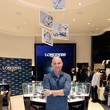 Andre Agassi Longines Conquest V.H.P NY Launch With Andre Agassi