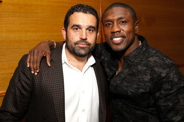 Andre Berto Haute Living Celebrates San Francisco's Lee Daniels Cover Launch With Louis XIII and Rolls-Royce