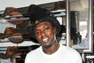 Andre Berto GBK Pre-ESPY Event @ Luxe On Rodeo Drive