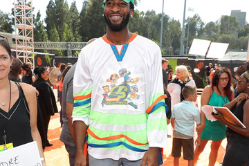 Andre Drummond Nickelodeon Kids' Choice Sports Awards 2017 - Red Carpet