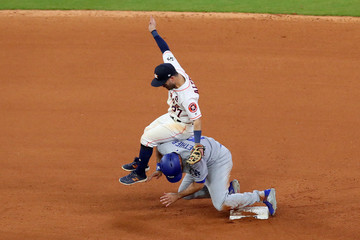 Andre Ethier World Series - Los Angeles Dodgers v Houston Astros - Game Five