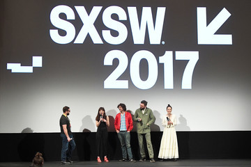 Andre Hyland 'Mr. Roosevelt' Premiere - 2017 SXSW Conference and Festivals