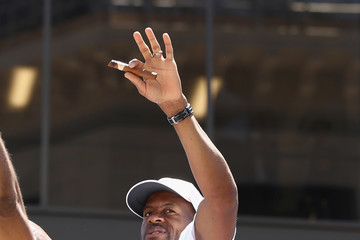 Andre Iguodala Golden State Warriors Victory Parade