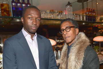 Andre Royo Jamie Hector Red Carpet Premiere Screening For Season Two of 'Transparent'