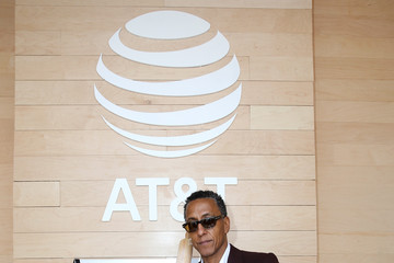 Andre Royo AT&T at the 2017 Film Independent Spirit Awards