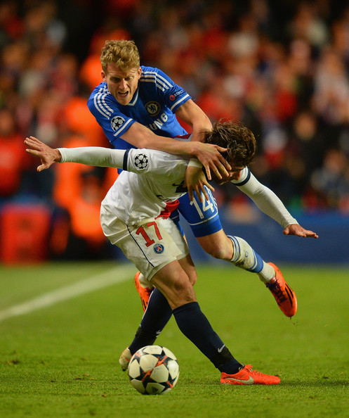 Photos Chelsea Vs Paris Saint Germain: Andre Schurrle Photos Photos