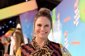 Andrea Barber Nickelodeon's 2019 Kids' Choice Awards - Red Carpet