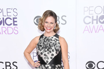 Andrea Barber People's Choice Awards 2017 - Arrivals