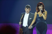 Andrea Berg and Semino Rossi Photos Photo