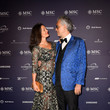 Andrea Bocelli MSC Cruises Naming Ceremony For The MSC Bellissima