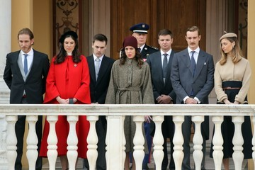 Andrea Casiraghi The Royal Week: November 13 - November 19