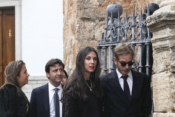 Andrea Casiraghi Lady Charlotte Wellesley and Alejandro Santo Domingo Wedding in Granada