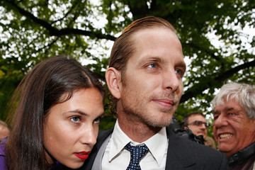 Andrea Casiraghi Wedding Of Maria Theresia Princess von Thurn und Taxis And Hugo Wilson