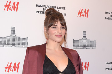 Andrea Duro H&M Flagship Store Opening in Barcelona