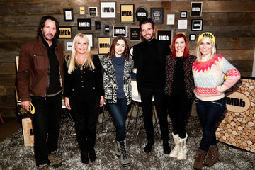 Andrea Iervolino The IMDb Studio at the 2017 Sundance Film Festival Featuring the Filmmaker Discovery Lounge, Presented by Amazon Video Direct: Day Two - 2017 Park City