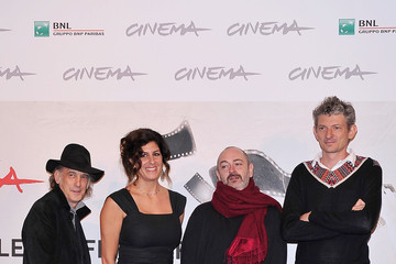 Andrea Lissoni Jury Opera Cinemaxxi Photocall - The 7th Rome Film Festival
