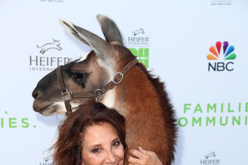 Andrea Martin Beyond Hunger: West Meets East Brought to You by NBC Universal and Heifer International