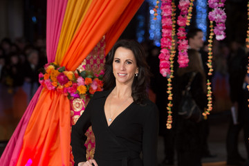 Andrea McLean The Royal Film Performance: 'The Second Best Exotic Marigold Hotel' - World Premiere - Red Carpet Arrivals