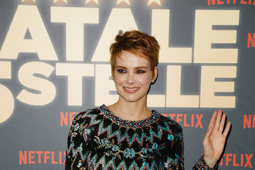 Andrea Osvart Netflix Original Movie 'Natale A 5 Stelle' World Premiere