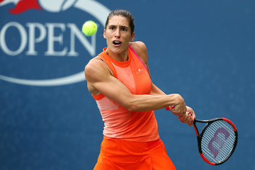 Andrea Petkovic 2017 US Open Tennis Championships - Day 2