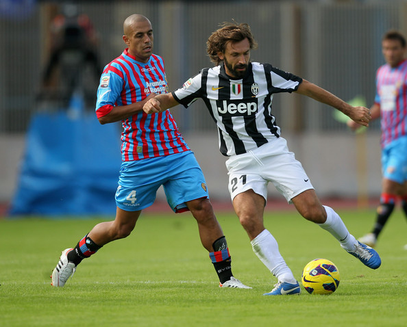 Catania v Juventus: Watch a Live Stream of the Serie A match – available in the UK