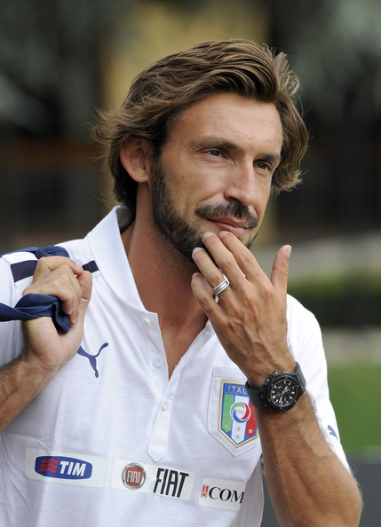 ¿Cuánto mide Andrea Pirlo? - Real height Andrea+Pirlo+Italy+Training+Session+Press+bODOdqwettll