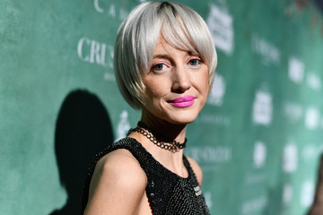 Andrea Riseborough 11th Annual Women In Film Pre-Oscar Cocktail Party Presented By Max Mara And Lancome