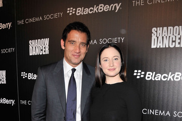 Andrea Riseborough 'Shadow Dancer' Screening in NYC