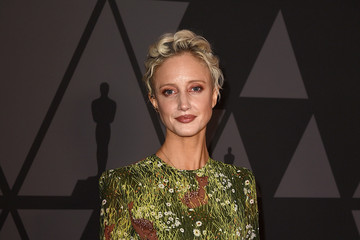 Andrea Riseborough Academy of Motion Picture Arts and Sciences' 9th Annual Governors Awards - Arrivals